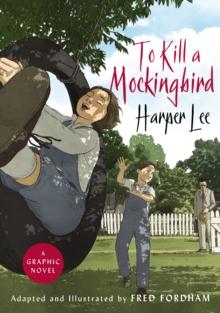 to kill mockingbird graphic novel