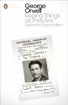 george orwell education